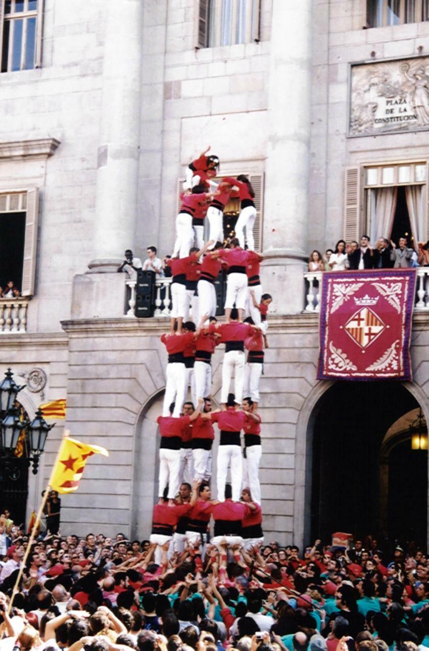 Primer 5 de 8 descarregat a les festes de la Mercè 2003